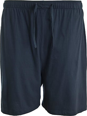 Espionage Kingsize Lounge Shorts Navy 2XL - 42-44 Waist Navy