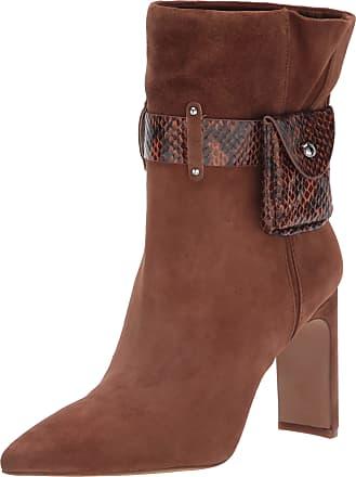 Jessica Simpson Womens Brynne Fashion Boot, Tobacco, 5.5