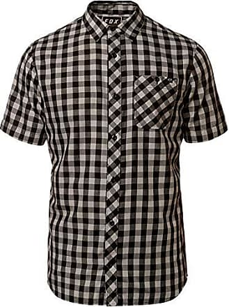 Fox Mens Troubled Mind Short Sleeve Woven