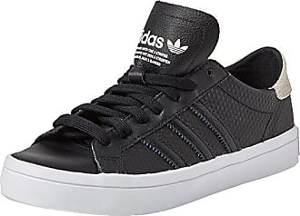 meet 49c0a 12004 adidas Courtvantage W, Chaussures de Running Femme, Multicolore Core  BlackFTWR White,