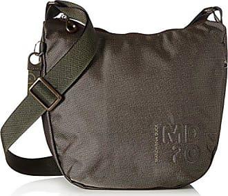 e6f6496a3 MANDARINA DUCK MD20 Crossover Zip M Umhängetasche Schultertasche Tasche  Pirite