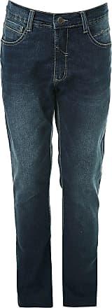 Fatal Surf Calça Jeans Fatal Slim Estonada Azul