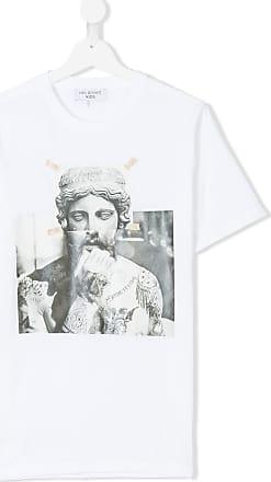 Neil Barrett Tattooed Statue T-shirt - White