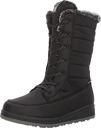 kamik BAILEE, Womens Snow Boots, Black (Black-Noir Blk), 4 UK (37 EU)
