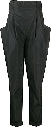 Philosophy di Lorenzo Serafini high-rise tapered trousers - Black