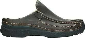 Wolky Comfort Roll Slide Men - 50300 Brown Leather - 42