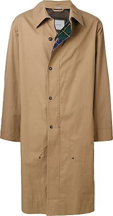 Lanvin single-breasted trench coat - Neutrals