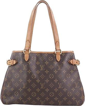 370bbbcf4c43 Louis Vuitton Batignolles Handbag Monogram Canvas Horizontal