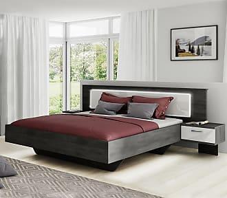 Loftscape home24 Beleuchtung Bett Stokka II