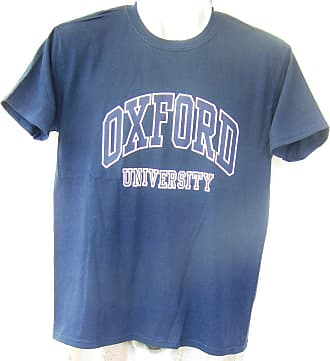 Oxford University T Shirt (XL, Navy)