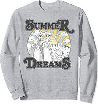 Disney Frozen Elsa Anna Olaf Summer Dreams Sweatshirt