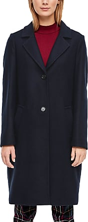 s.Oliver Womens 05.909.52.8963 Coat, Blue (Night Blue 5996), XS/S