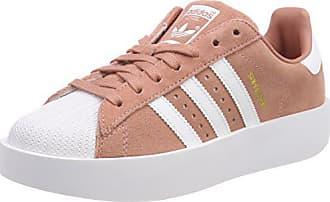 Baskets En Cuir adidas pour Femmes Soldes : jusqu''à −55