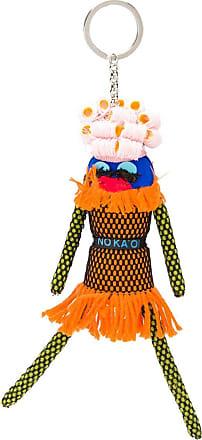 No Ka'Oi Portachiavi Monster - Di colore arancione