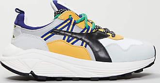 Rabaini Diadora - Sneakers Rave Leather Pop - Multicolor