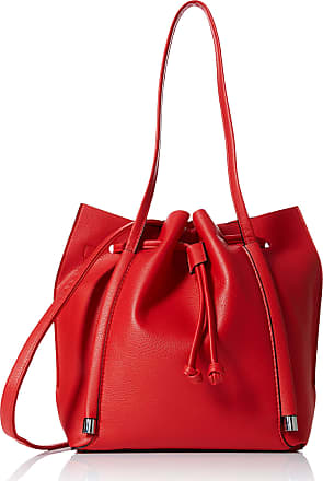 d0209da2a433 New Look Womens Simone Slouch Tote Red (Bright Red)