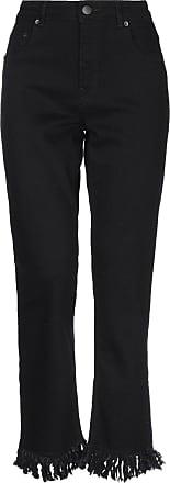Maje JEANS - Pantaloni jeans su YOOX.COM