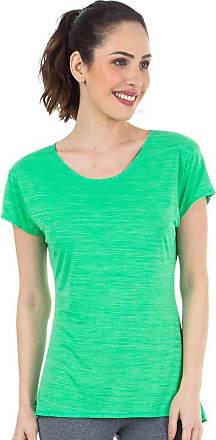 Marcyn Camiseta Baby Look Verde| 553.822 VERDE - P