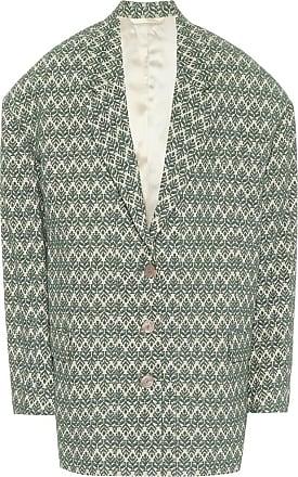 Acne Studios Cotton-blend jacquard blazer
