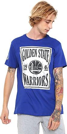 NBA Camiseta NBA Golden State Warriors Azul 4d15f4ba023