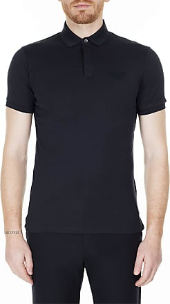 Emporio Armani Navy Short Sleeve Jersey Polo T-Shirt 3H1F89 1J30Z XX-Large