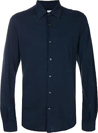 Aspesi Camisa mangas longas - Azul