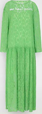 Maison Margiela Logo Lace Dress