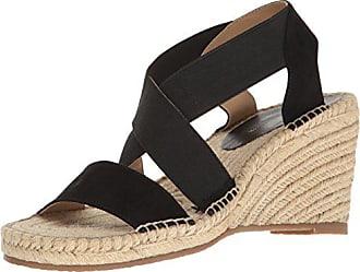 7be7ae89ad8a Adrienne Vittadini Footwear Womens Charlene Espadrille Wedge Sandal