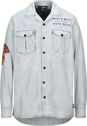 U.P.W.W. JEANS - Camicie jeans su YOOX.COM