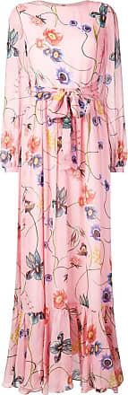 Borgo De Nor floral print dress - Rosa