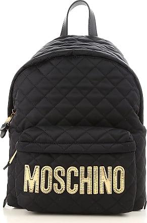 72993548da Moschino Zaino Donna On Sale, Nero, tessuto, 2017, one size