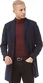 Jack & Jones single breasted smart wool mix coat