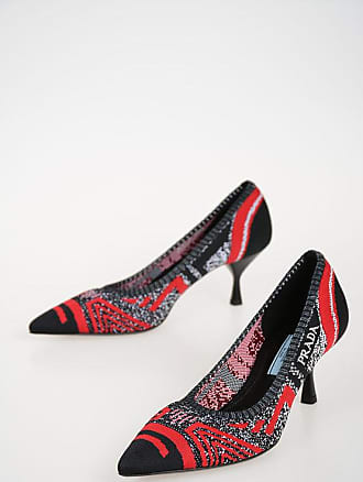 Prada Knitted Fabric Pumps 6 cm size 36,5
