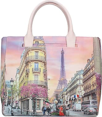 Y Not YNOT SHOPPING BAG YES-419S0 PARIS VIEW