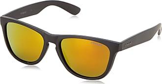 Polaroid mens P8443 Rectangular Sunglasses