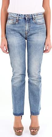 R13 Boyfriend Blu jeans