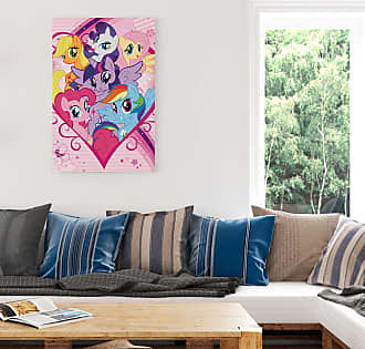 Reinders home24 Tableau déco My Little Pony