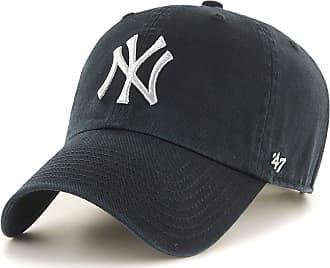 47 Brand New York Yankees Metallic Black/Silver Loughlin Adjustable