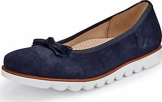 Sale Cheap Gabor Comfort Sport Ballerina in Übergrößen Blau
