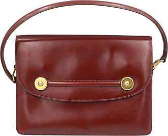 6042d6398186 Hermès 60s Hermes Vintage Piano Burgundy Box Leather Bag. In high demand