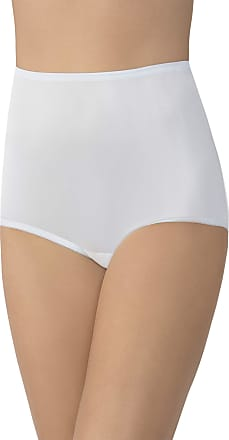 Vanity Fair Womens Perfectly Yours Ravissant Tailored Brief Panty 15712, Soft Blue, XXX-Large / 10