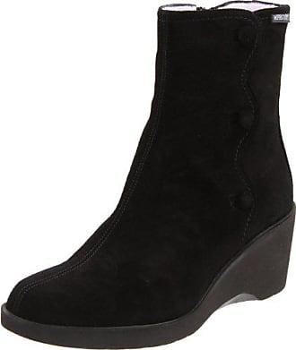 e9658b202b26 Mephisto Damen Stiefel   Stiefeletten, schwarz - Noir (Black) - Größe  7