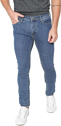 Jack & Jones Calça Jeans Jack & Jones Skinny Lian Azul