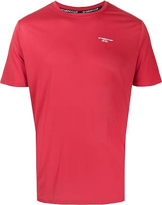 North Sails Camiseta x North Sails 36th Americas Cup com estampa - Vermelho