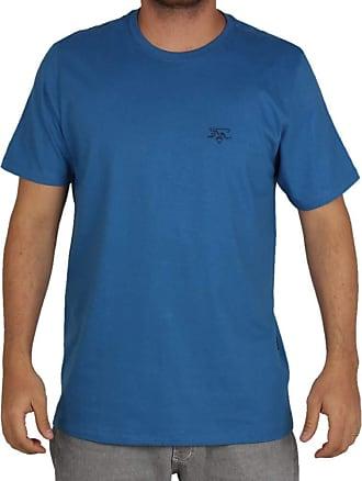 Wave Giant Camiseta Estampada Wg All Day - Azul - GG