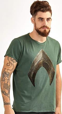 DC Comics Camiseta Aquaman Logo Filme