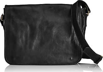 Chicca Borse Unisex shoulder shoulder bag glove soft leather 33 x 28 x 8 cm - mod. Giorgio