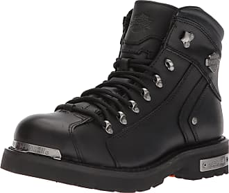 Harley-Davidson Harley-Davidson Mens Electron Motorcycle Boot Black 9.5 Medium US