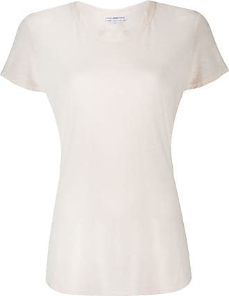 James Perse round-neck T-shirt - Neutrals