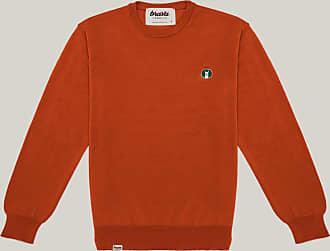 Brava Fabrics Mens Sweater - Mens Casual Sweater - Sweater for Men - Model Lama Lama Earth